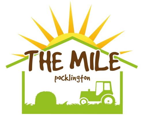 The Mile Pocklington Logo